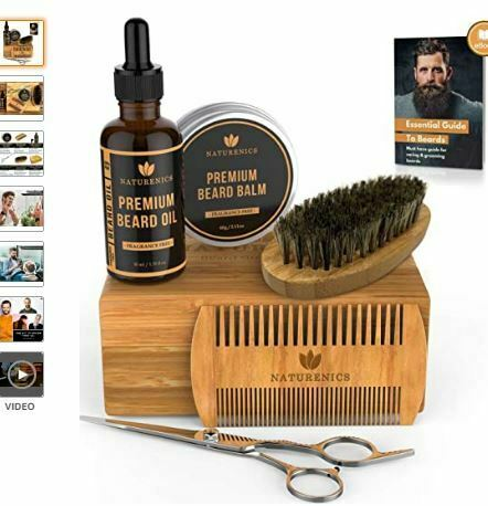 DapperGanger-Beard-Kit