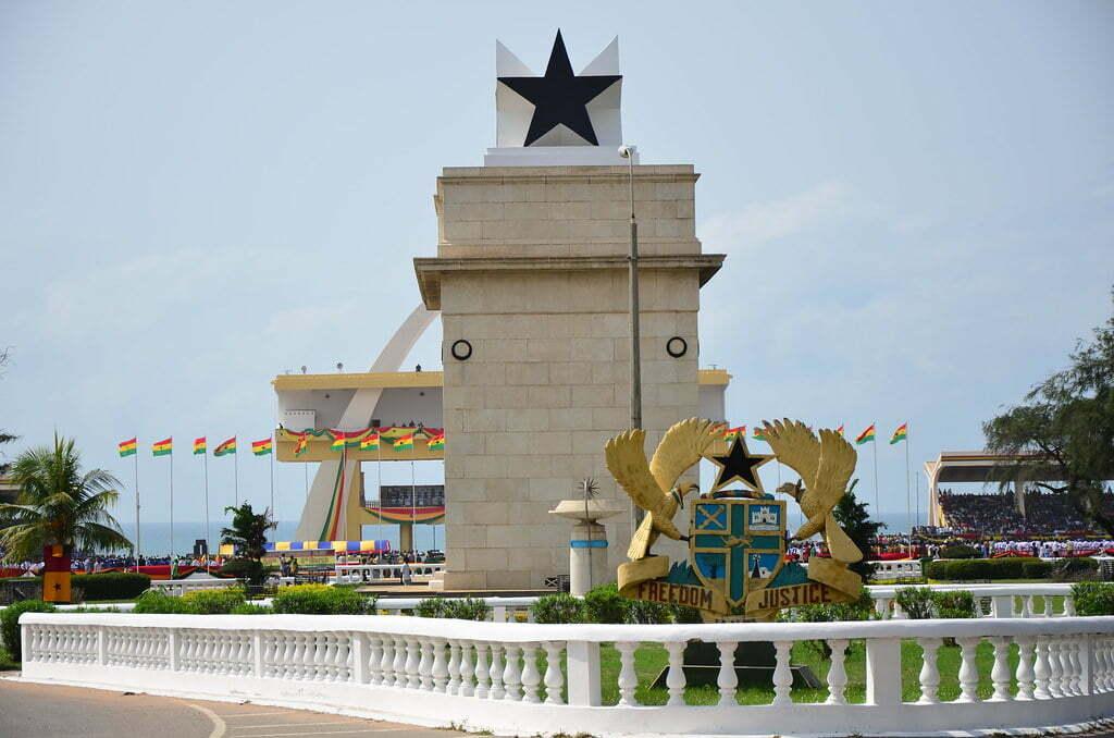 Nkruma memorial
