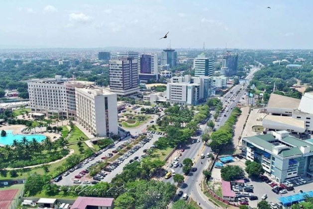 Capital of Ghana