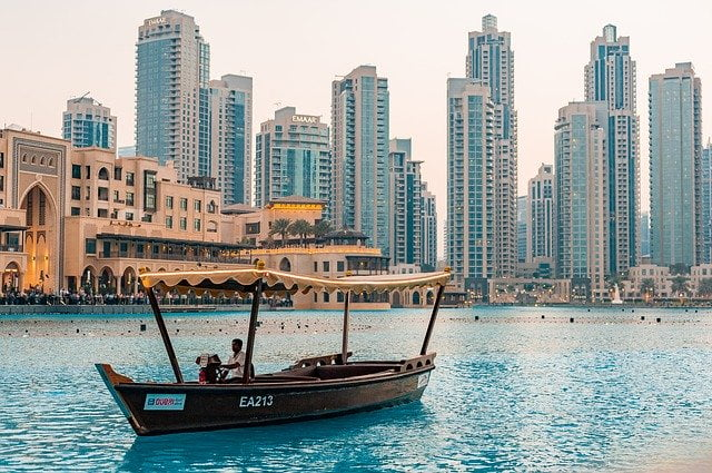 Is Dubai the richest city in the world