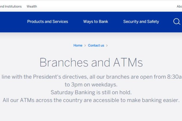 Stanbic Bank Branches In Ghana – List Of All Stanbic Bank Ghana Locations –  Stanbic Bank Ghana ATM Locations