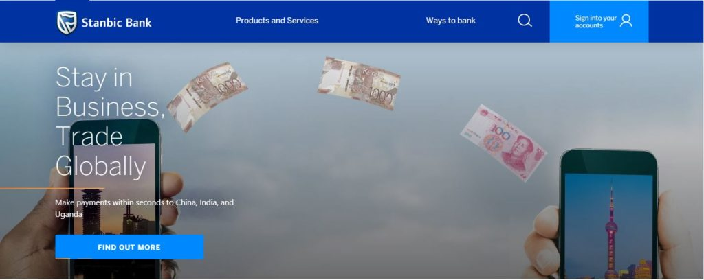Stanbic Bank Branches In Kenya – Contact Address, Branch ATM Locations, Workin hours