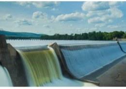 Where is the Ukai dam?
