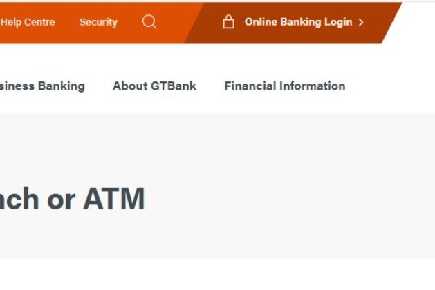 List Of GTBank Branches In Ghana – Find GT Bank Office Locations In Ghana