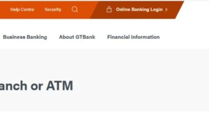 List Of GTBank Branches In Nigeria – Find GT Bank Office Locations In Nigeria where you can pay for SMS units