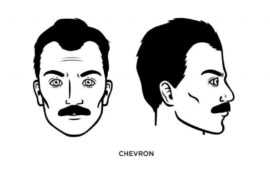 The Chevron mustache – How to Grow Chevron mustache, Guide, Examples, and More!mustache