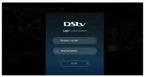 How do I upgrade and downgrade my DStv package?
