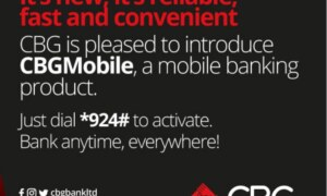Consolidated Bank Ghana Mobile Banking Code – CBG Short Code