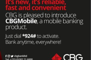 Consolidated Bank Ghana Mobile Banking Code – CBG Short Code